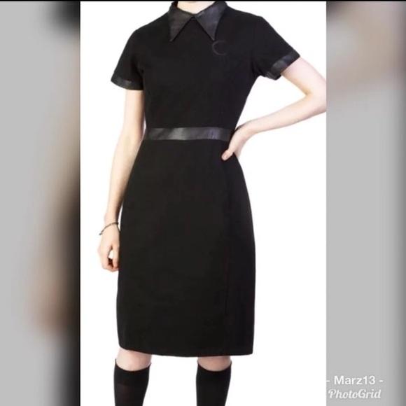 b82b0b932e Disturbia Dresses   Skirts - Disturbia Temple Dress Size M Color Black